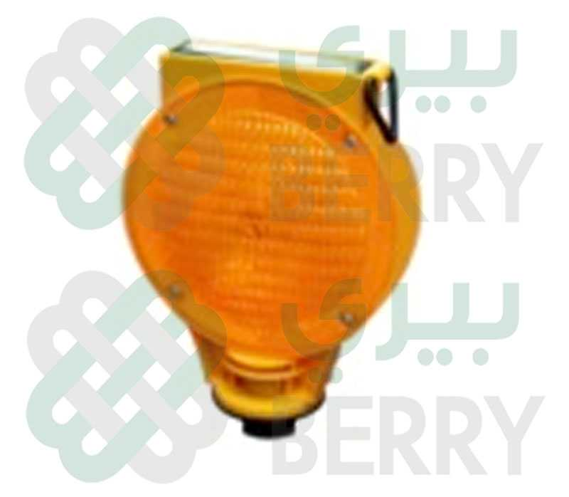 Solar Lamp Screw Type Orange