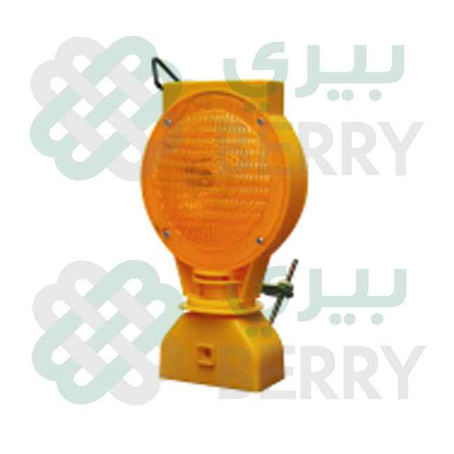 Solar Lamp Bolts Fix Bracket Orange