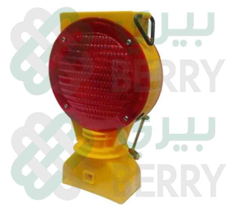 Solar Lamp Bolts Fix Bracket Red