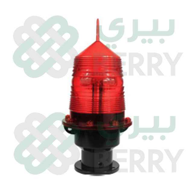 Tower Light 220V Red