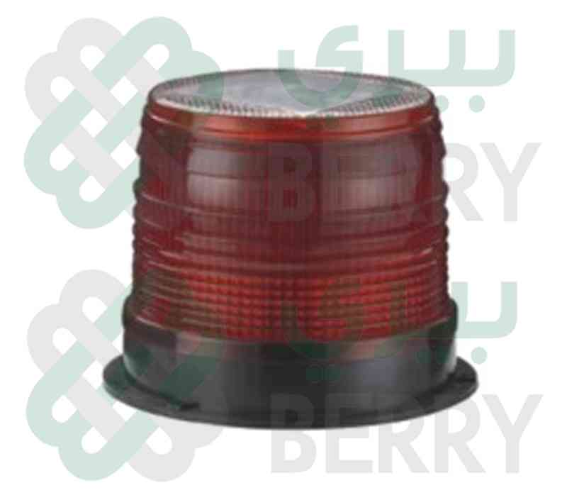 Warning Light Magnet Red 3.5