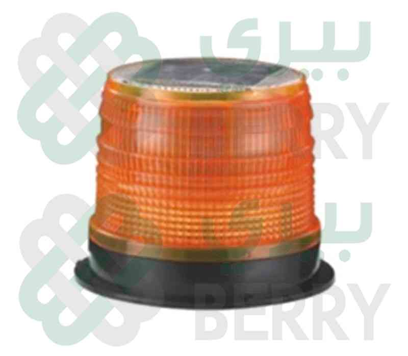 Warning Light Magnet Orange 3.5