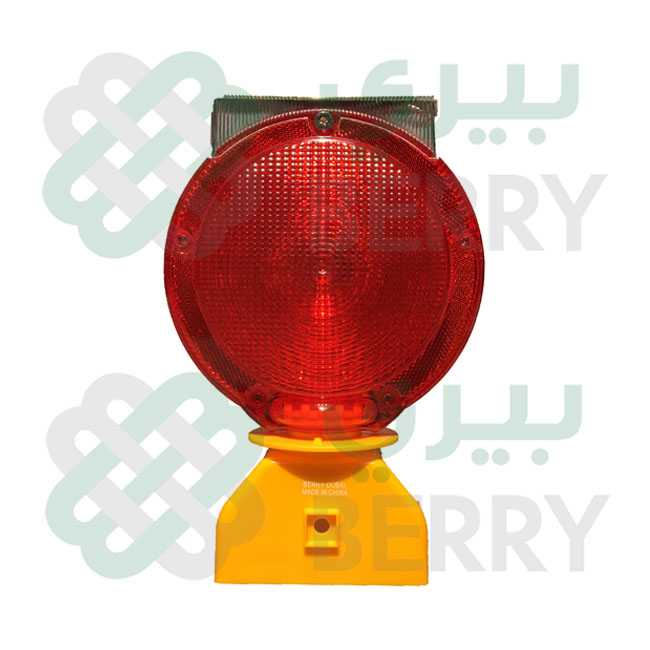 Solar Lamp Bracket Red